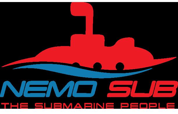 NemoSub THESUBMARINE PEOPLE LOGO ITALIA SOTTOMARINO TOUR